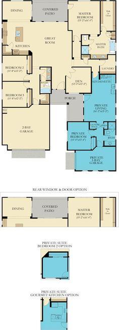 5582 Evolution - Next Gen New Home Plan in Tortolita Reserve by - new blueprint design mulgrave