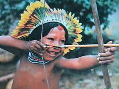 Índios do Brasil | Indians in Brazil. De inheemse bevolking van #Brazilië