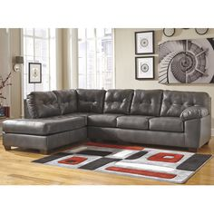 You'll love the Alliston Sectional at Wayfair - Great Deals on all Furniture products with Free Shipping on most stuff, even the big stuff.