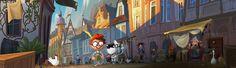 Artes+de+Kory+Heizen+para+o+filme+Mr.+Peabody+and+Sherman