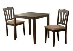 Metropolitan 3 Piece Dining Set Finish: Espresso TMS https://www.amazon.com/dp/B007VOSZ50/ref=cm_sw_r_pi_dp_U_x_l3crAb524W3S2