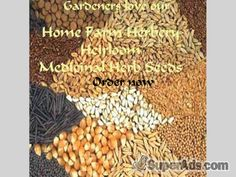 Plant the best Heirloom Medicinal Herb Seeds, Order Now, FREE shipping, FREE gift in New York NY - Free New York SuperAds