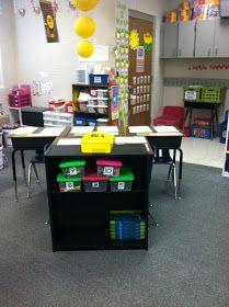 Groovin' Into Third Grade: Classroom Setup