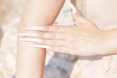 #nailtrends #nails #nailart #nailpolish #naildesigns #stiletto #stilettonails #longnails #polygel #polygelextensions Long Nails, My Nails, Gel Extensions, Minimalist Beauty, Stiletto Nails, Nail Trends, Beauty Makeup, Nailart, Makeup Looks