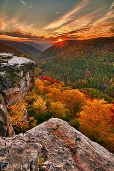 Lindy Point, Blackwater Falls State Park, West VA, Kevin Funk photographer.