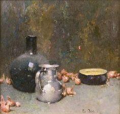 American Painter:  Soren Emil Carlsen  (1853 - 1932)