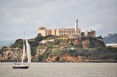 Alcatraz San Fransisco California