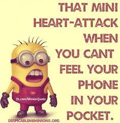 Mini heart attack