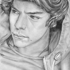 elena_martynyukMy drawing of Harry Styles xx