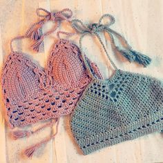 Crochet festival top, crochet crop top, crochet bikini top, boho top, festival…
