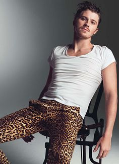 Garrett Hedlund, actor Photography by Inez Van Lamsweerde and Vinoodh Matadin Styled by Alex White January 2011