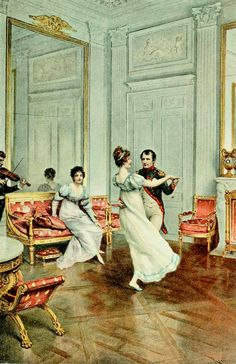 THE BALL/The Emperor Napoleon Dancing