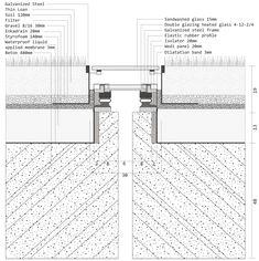 Roof detail analysis | Natalia Mylonaki MSc | Architectural Portfolio Website