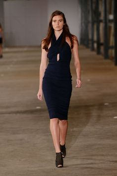 @Bec & Bridge Spring 2015 - Look 11 #MBFWA