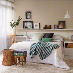 10 Ideias para renovar o quarto sem gastar muito dinheiro