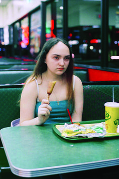 She's cast her friends as mean girls, re-staged 'Jawbreaker' and loves Larry Clark.