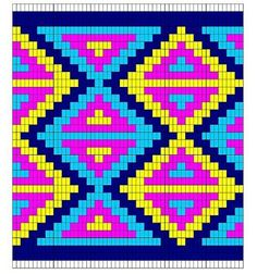 Would also look good done in cross stitch,quilt,or filet crochet. Tapestry Crochet Patterns, Bead Loom Patterns, Cross Stitch Patterns, Knitting Patterns, Beading Patterns Free, Crochet Chart, Crochet Motif, Crochet Stitches, Crochet Handbags