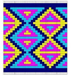 Would also look good done in cross stitch,quilt,or filet crochet. Tapestry Crochet Patterns, Bead Loom Patterns, Beading Patterns, Embroidery Patterns, Cross Stitch Patterns, Knitting Patterns, Crochet Handbags, Crochet Purses, Crochet Chart