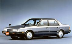 Fourth generation Capella was fully remodeled in 1982.  Mazda facebookpage