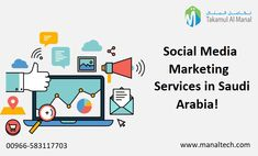 Are you looking for a social media agency to handle your business accounts?  If yes, then we are here to help!  We have a team of experts who can handle your social media accounts, so that you can focus on other business goals.  Feel free to call us on 00966-583117703.  #SocialMedia #SocialMediaAgency #SocialMediaCompany #DigitalMarketing #DigitalMarketingAgency #SocialMediaMarketing #SocialMediaMarketingServices Digital Marketing Services, Social Media Marketing, Social Media Company, Mobile Application Development, Professional Website, Business Organization, Business Goals, A Team, Handle
