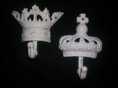 Crown Hooks #ZTA Zeta Tau Alpha