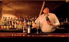 How to make Brasserie Gustave's champagne cocktail