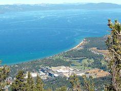 Heavenly Gondolas, Lake Tahoe, CA 9-2010 / http://www.sleeptahoe.com/heavenly-gondolas-lake-tahoe-ca-9-2010/