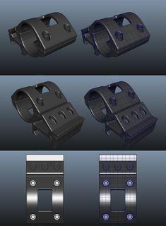 FAQ: How u model dem shapes? Hands-on mini-tuts for mechanical sub-d AKA ADD MORE GEO - Page 188 - Polycount Forum