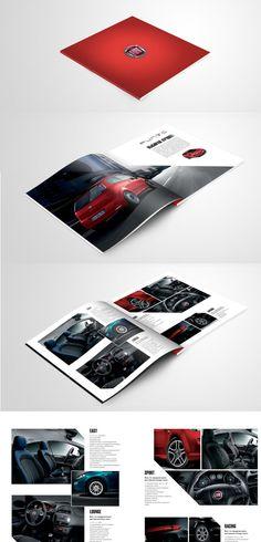 25 Best Contoh Brosur Perusahaan Promosi Images Corporate Brochure