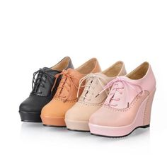 Wedges oxford
