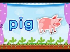 Muffin Songs - ABC Phonics Chant Song 9 - short i o (Level III-Vowel) | muffin songs