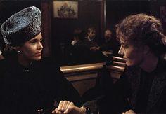 Jane Fonda e Vanessa Redgrave in Giulia, 1977