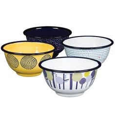 Bowls for kitchen