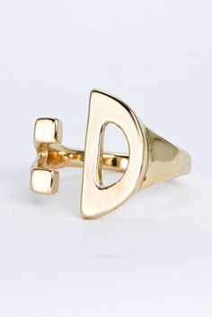 Smile for Me Ring - $15.00