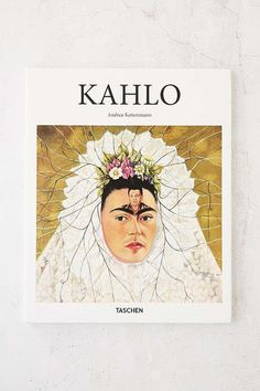 Slide View: 1: Kahlo By Andrea Kettenmann
