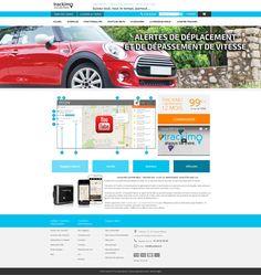 E-commerce vente d'accessoires Tracker Conception/Développement du Site de vente en ligne sous PrestaShop. Creation Site E-commerce Un projet à développer ? Contactez Pascale Ce contenu…Read more