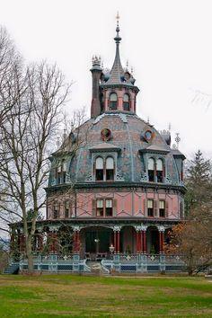Armor -Steiner house NY