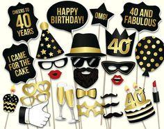 Las 35 Mejores Imágenes De Cumpleaños 40 Cumpleaños 40