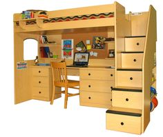 desk-bunk-beds-loft-with-stairs-many-drawers-modern-online-fertical-diy-bed-plans-under-white-paint-wooden-floor-room-decor-twin-yellow-mattress-storage-lighting-in-the-near-wall-ball.jpg (1400×1183)