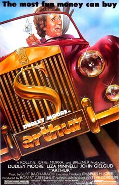 Arthur (1981) Premiered 17 July 1981