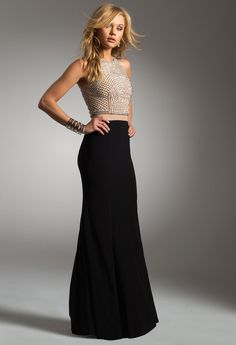 Two-Tone Beaded Bodi