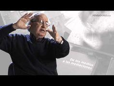 Jesús Martin Barbero: conceptos clave en su obra. Parte 1: 'Mediaciones' - YouTube