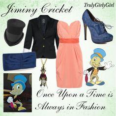 Disney Style: Jiminy Cricket