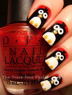 At least now, after Antarctica it is!  Gotta do this!!!!!!!!!! Seriously awesome nails!