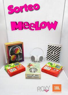 ¡¡LA PRIMAVERA ALTERA LA SANGRE!!!   Si te va la MUSICA - Participa en el sorteo y gana 1 de esto 5 fantásticos cascos Roxy JBL que en Meelow sorteamos.  https://apps.facebook.com/easypromos/promotions/83711