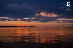 Sunset at Näsijärvi lake. Photography Photos, Finland, Sweden, Europe, Spaces, Sunset, Country, Nature, Pictures