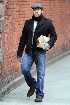 Star Sighting: Jeremy Piven in WV.