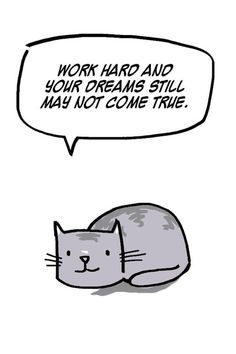 Hard Life Truths Told By Soft Cats – 24 Pics