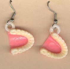 Attitude trumps aptitude every time! So who is wearing their #denture earrings today?