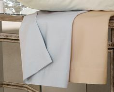 DreamFit Microfiber Sheets. You can actually pick up your mattress by the DreamFit fitted sheet and it won't slip off. Try that with your current fitted sheet!
